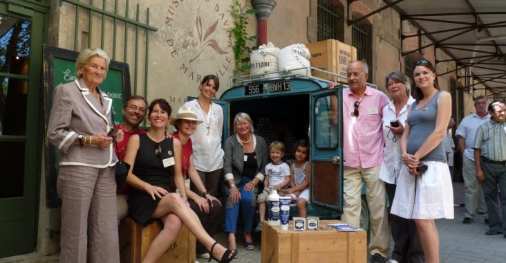 Marius Fabre, authentique et sympathique « savonnerie à Marseille » traditionnelle !