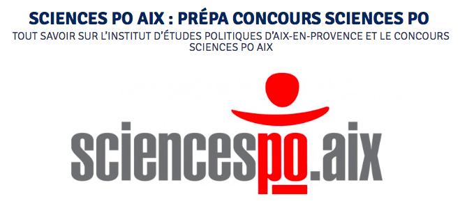 Prépa Sciences Po Aix-en-Provence – Cours Thalès
