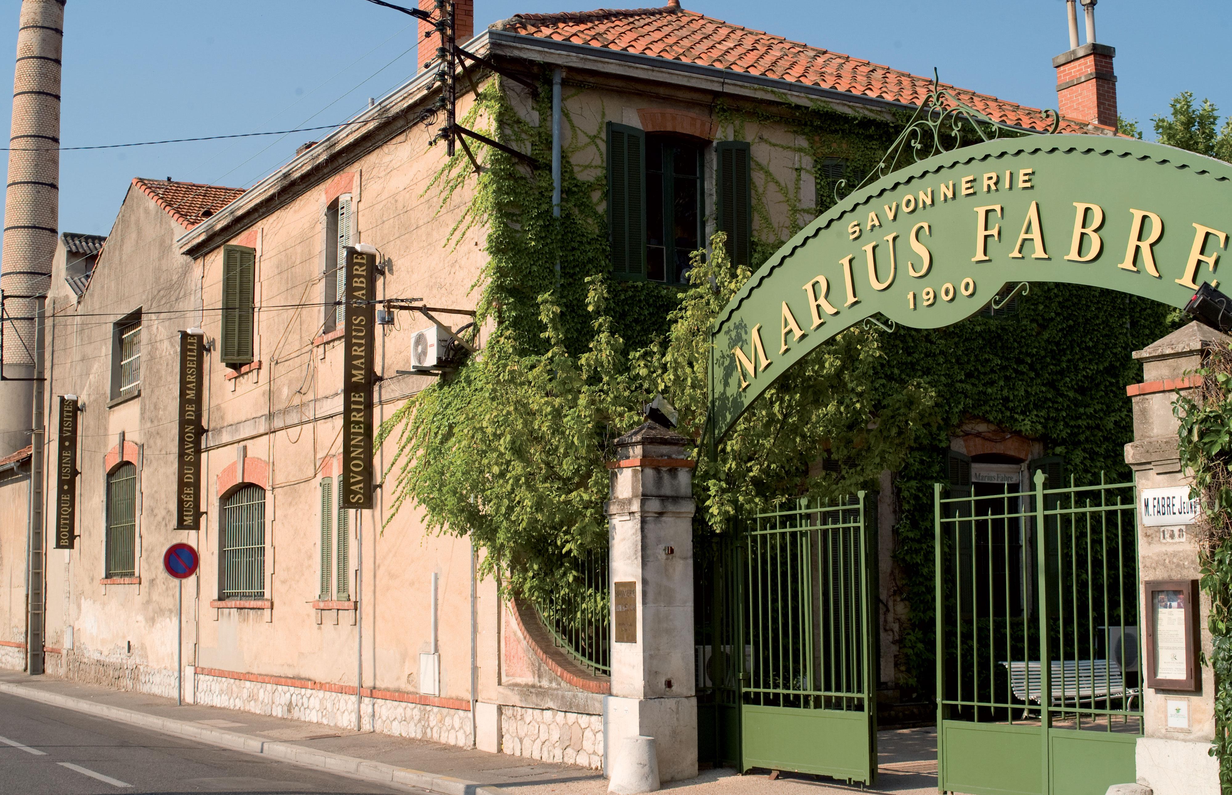 Le passionnant mus e du savon de marseille de salon de for Savonnerie scham salon de provence