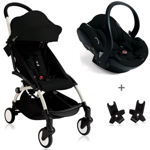 Commandez votre poussette BabyZen sur Natal Market